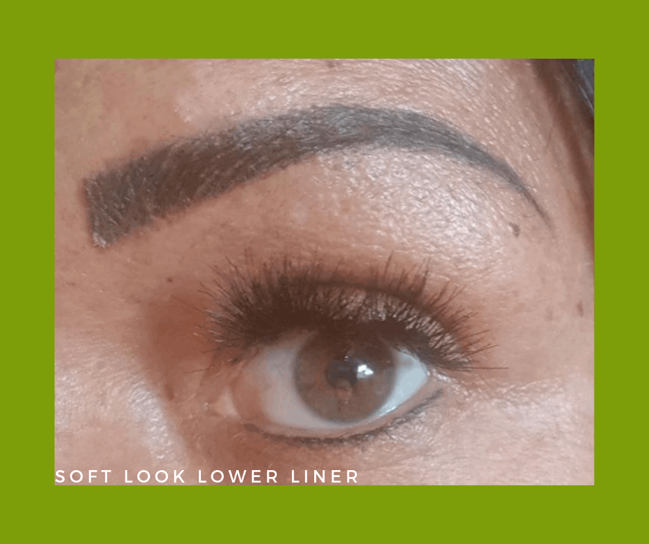 semi permanent makeup eyes bedford